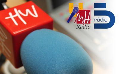 Radio Nacional 5 y Radio UMH. Chía