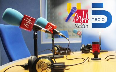 Radio Nacional 5 y Radio UMH. Chialink