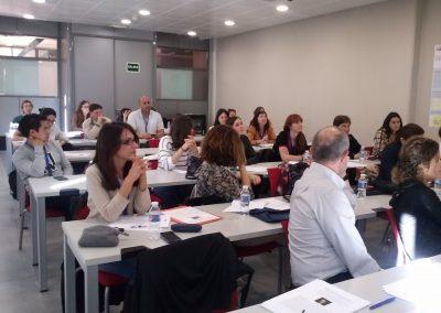 2015-I Conferencia Internacional de la Red Chia-Link, IATA-Valencia