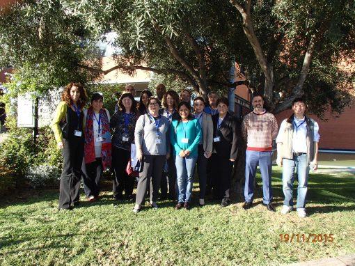 I Conferencia Red Internacional Chia-link