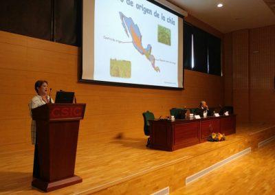 2016-II Conferencia-Dra. Male Valverde - Sevilla