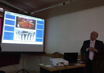 2017-III Conferencia - Prof. Francisco Millan - Mendoza