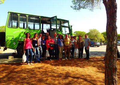 2016-Red Chia-Link, Parque Nacional y Natural de Doñana - Huelva