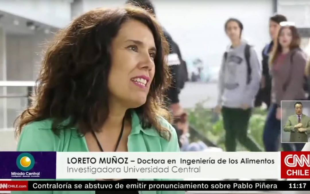 Entrevista en CNN Chile