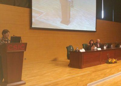 2016-II Conferencia-Dra. Amanda Di Fabio - Sevilla