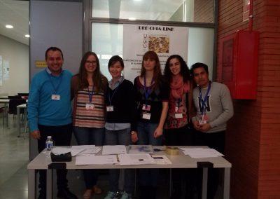2015-I Conferencia Chia-Link, IATA-Valencia