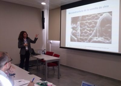 2015-Dra. Loreto Muñoz, I Conferencia Chia-Link, IATA-Valencia